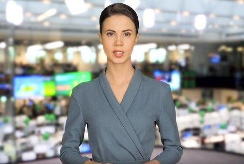 Сбербанк представил основанную на ИИ-технологиях цифровую телеведущую