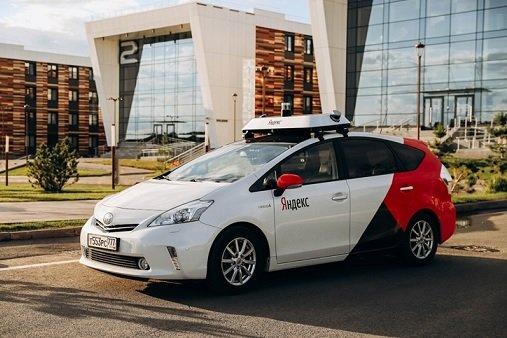 Автопилотируемые такси появятся на московских улицах через четыре года