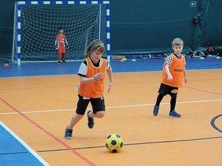 Футбольная школа для детей Megaball