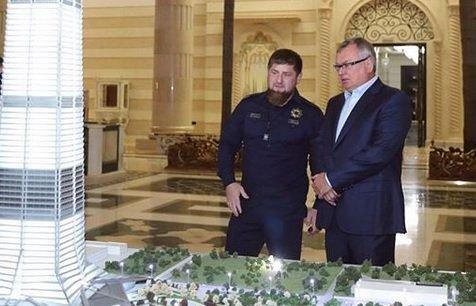 Внешторгбанк поможет Чечне с развитием банковского сектора