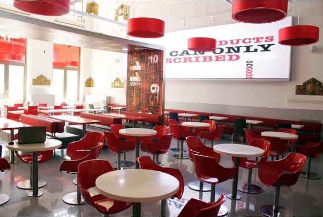 «KFC» начинает очередной ребрендинг