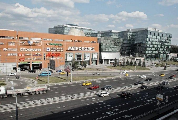 «Киевская площадь» собирается построить бизнес-центр рядом с МФК «Метрополис»