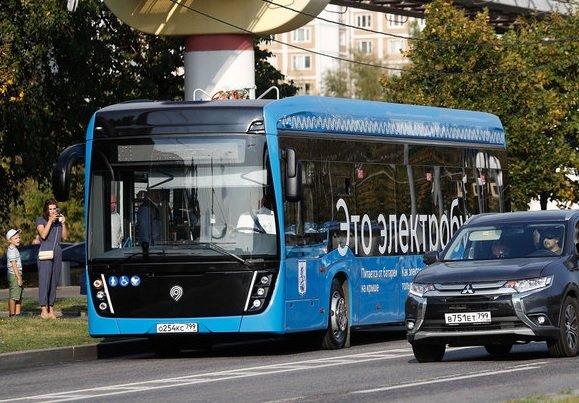 Москва возглавила рейтинг европейских городов с самым большим количеством электробусов