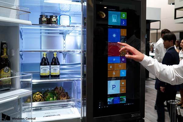 «Сбербанк» решил запатентовать «умный» холодильник