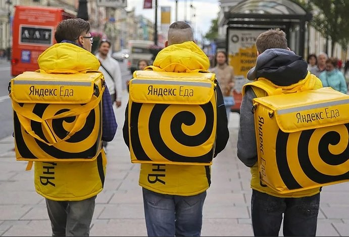 «Яндекс.Еда» осваивает корпоративный сегмент