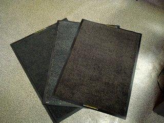 грязезащитные сменные коврики