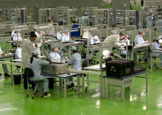Государство пообещало заводу «Ангстрем-Т» финансовую поддержку