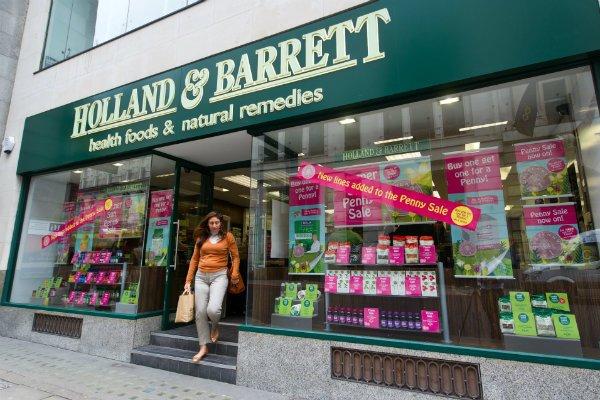 «LetterOne» выведет на российский рынок сеть «Holland & Barrett»