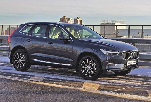 Volvo запустила в Москве арендный сервис