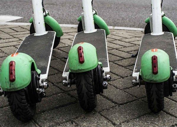 Delivery Club будет использовать для доставки заказов электросамокаты
