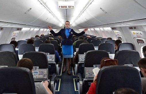 В «Победе» объяснили, почему пассажиры не должны меняться местами