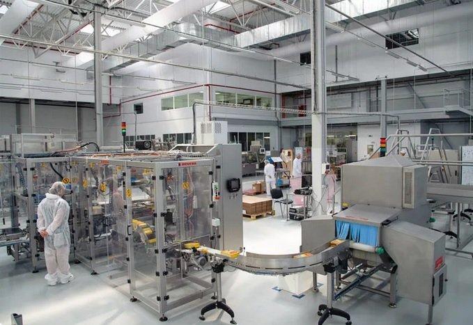 «ВЭБ.РФ» поучаствует в проекте строительства первого российского завода по выпуску смесей для детского питания