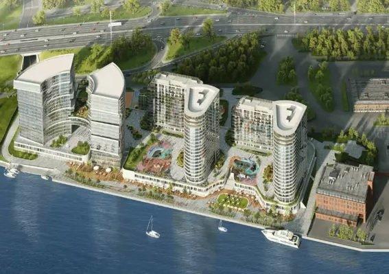 Группа Тинькова заключила на арендном рынке крупнейшую сделку