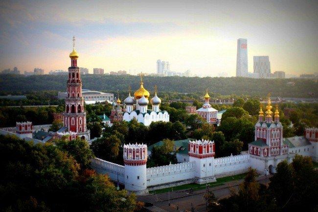 Вместо элитного ЖК в Хамовниках построят музей истории РПЦ и Новодевичьего монастыря