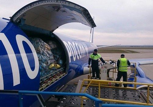 AliExpress договорилась с «Почтой России» о доставке недорогих заказов самолетами