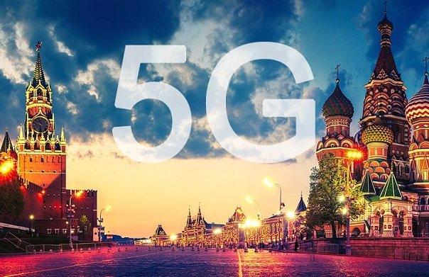 Первые коммерческие участки 5G-сетей будут запущены в трех российских регионах