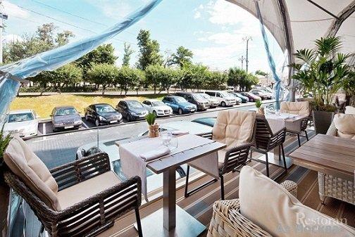 Московский ресторан вошел в ТОП-120 лучших заведений планеты