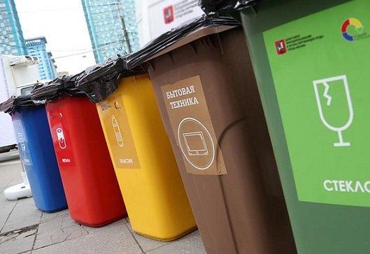 Московским предпринимателям не понравилась идея о раздельном сборе мусора