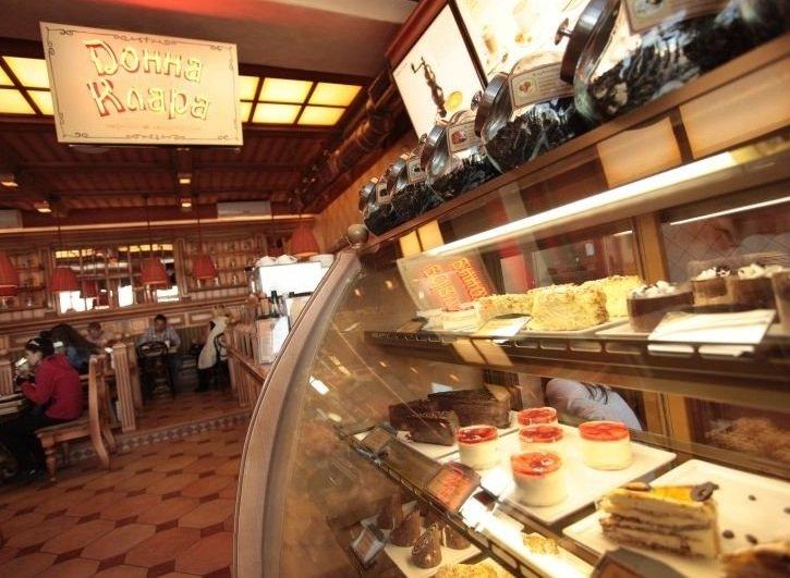 Собственники ресторана «Донна Клара» на Малой Бронной решили выйти из бизнеса