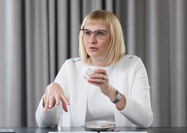 Ольга Наумова уходит из «Магнита»