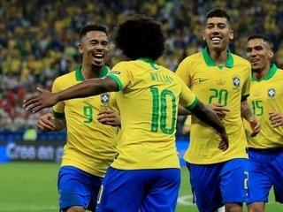 Бразилия – Парагвай