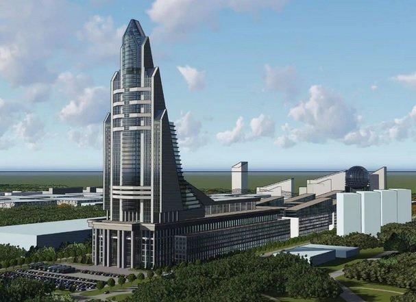 На территории ГКНПЦ им. Хруничева появится новый деловой центр