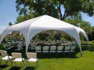 Преимущества шатровотентовых конструкций для бизнеса