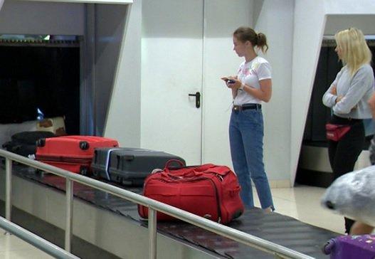 В Шереметьево опять возникли сложности с багажом