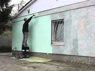 Чем привлекательна профессиональная покраска фасадов?