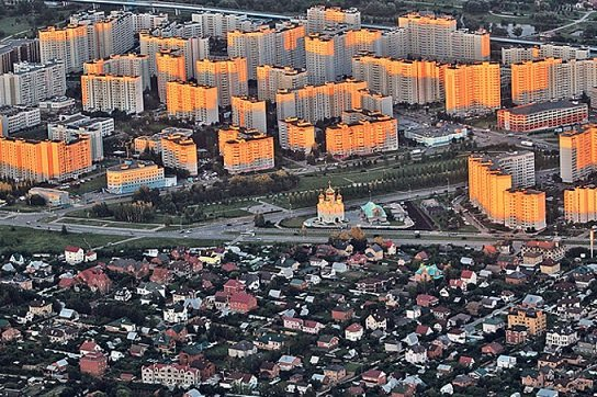 В этом году в ТиНАО девелоперы построили свыше 615 тыс. кв. м. жилья