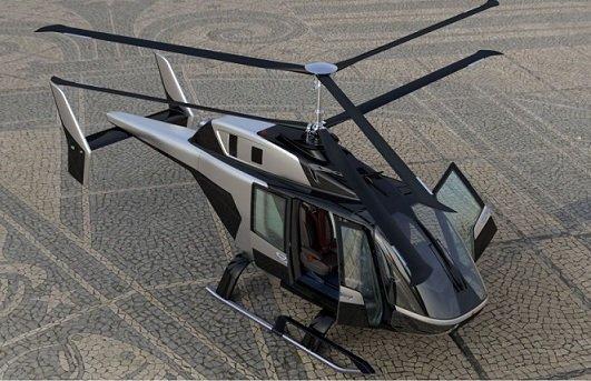 «Вертолеты России» анонсировали запуск в Москве службы аэротакси