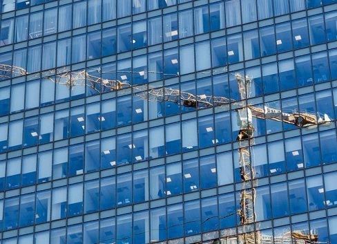 Около 70% новых офисов в Москве не были введены в срок