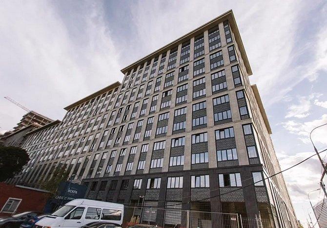 «Почта России» планирует переезд на Ленинградский проспект