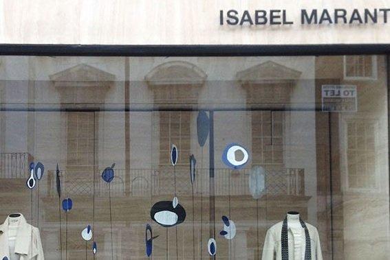 В Мякинино откроется первый в РФ бутик Isabel Marant