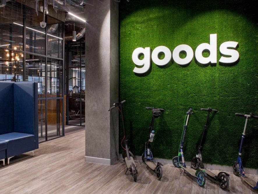 Маркетплейс «Goods» подключит офлайн-магазины