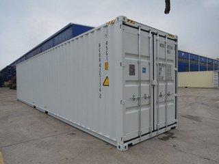 Морские сухогрузные контейнеры: виды, преимущества, применение