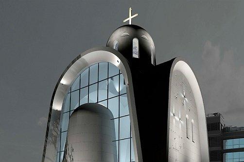 В столице возведут футуристический храм
