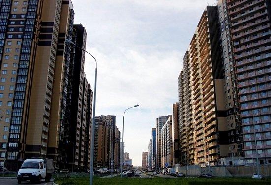 В Подмосковье начало дорожать жилье