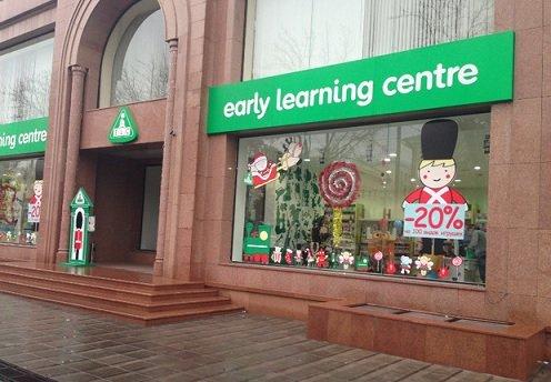 «Детский мир» планирует выставить на торги сеть ELC