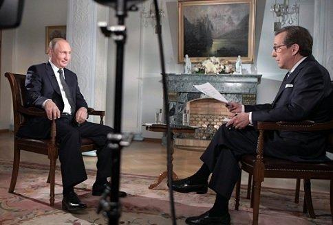 Интервью российского резидента может получить «Эмми»