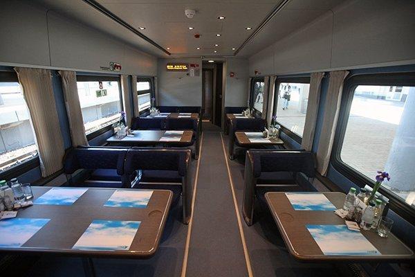 У компании, обслуживающей пассажиров «Сапсана», появились новые собственники