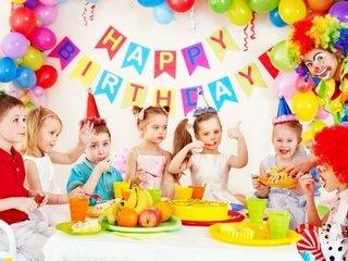Пригласительные на день рождения ребенка