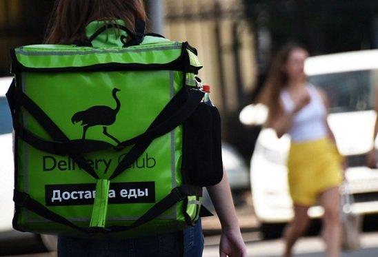 Delivery Club обвинили в нарушении чужого патента