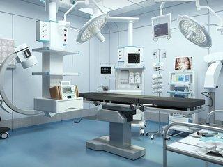 Медицинское электрооборудование