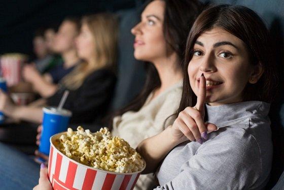 Россиянам запретят приходить в кинотеатры со своей едой