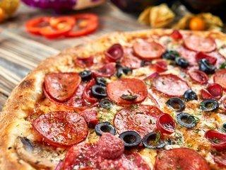 Доставка пиццы от Лаки Кинг: преимущества