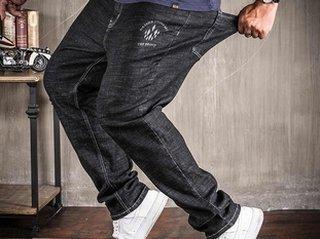 Мужские джинсы больших размеров: что о них следует знать?