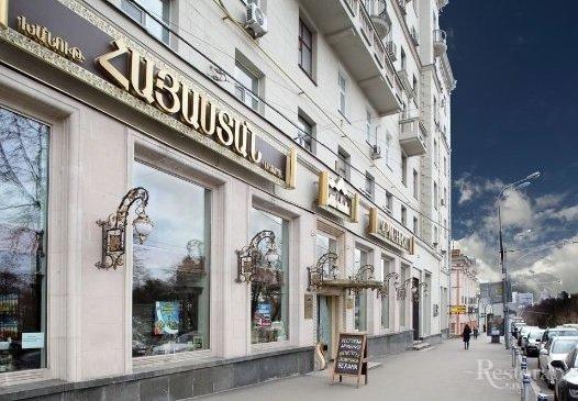 Собственник кафе на Тверской пытается взыскать 550 000 рублей с организаторов митинга