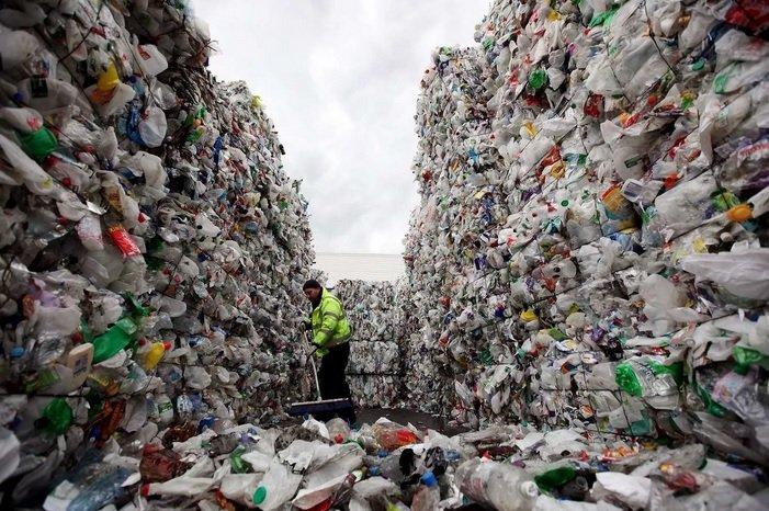 В Минприроды предложили обеспечить переработку 100% упаковки и товаров