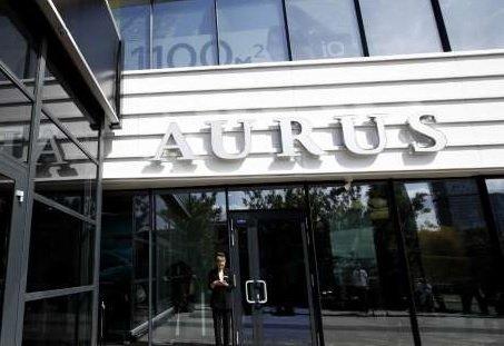 В столице открылся шоурум Aurus Senat
